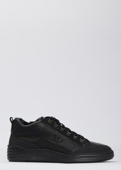 Мужские ботинки Luca Guerrini из зернистой кожи, фото