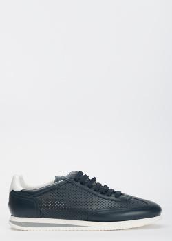 Синие кроссовки FABI с перфорацией, фото