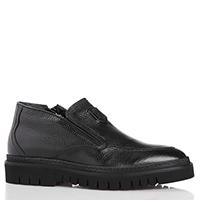 Черные ботинки Mario Bruni с металлическим декором, фото