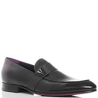 Туфли-лоферы Valentino с эластичной вставкой, фото