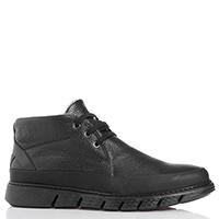 Черные ботинки FABI на меху, фото