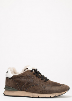 Утепленные кроссовки Voile Blanche на шнуровке, фото
