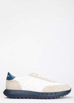 Кроссовки мужские Stokton с замшевыми вставками, фото