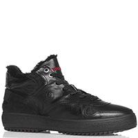 Ботинки Bogner из кожи черного цвета, фото