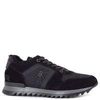 Утепленные кроссовки Bogner черного цвета, фото
