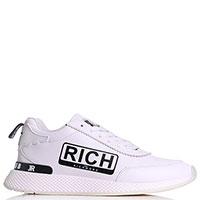 Кроссовки John Richmond белого цвета, фото
