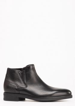 Зимние ботинки Gianfranco Butteri черного цвета, фото