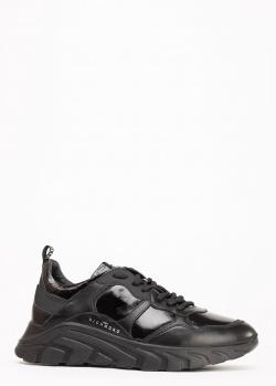 Кроссовки John Richmond черного цвета, фото