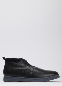 Мужские ботинки Baldinini с мехом внутри, фото