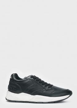 Кроссовки Voile Blanche черного цвета, фото