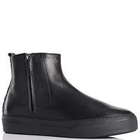 Черные ботинки Henderson Baracco с боковыми застежками, фото