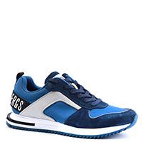 Кроссовки Bikkembergs синего цвета, фото