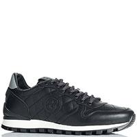 Стеганые кроссовки Bogner черного цвета, фото