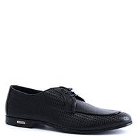Мужские туфли Baldinini черного цвета, фото