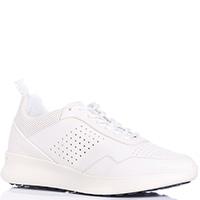 Белые кроссовки Baldinini из мягкой кожи, фото
