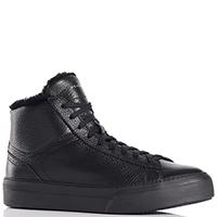 Черные ботинки Henderson на толстой подошве, фото