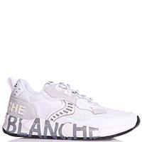 Мужские кроссовки Voile Blanche белого цвета, фото