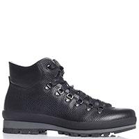 Мужские ботинки Bogner черного цвета, фото