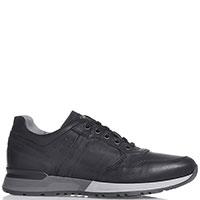 Черные кроссовки Nero Giardini на толстой подошве, фото
