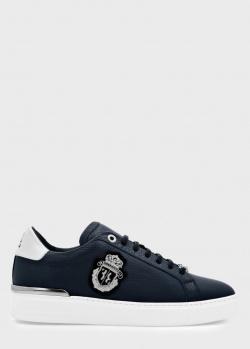 Кроссовки Billionaire синего цвета, фото