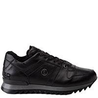 Черные кроссовки Bogner на меху, фото