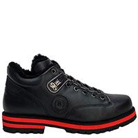 Ботинки Bogner утепленные мехом, фото