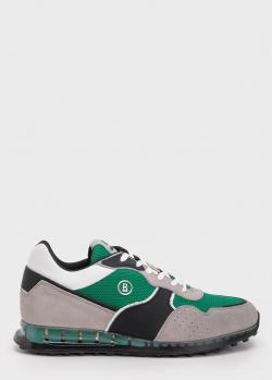 Мужские кроссовки Bogner с прозрачной подошвой, фото