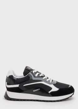 Мужские кроссовки Bogner черного цвета, фото