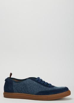 Мужские кеды Blu Barrett на шнуровке, фото