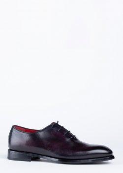 Туфли-оксфорды Barrett из гладкой кожи, фото