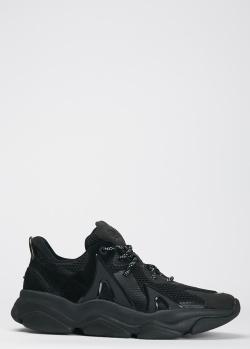 Мужские кроссовки Paul&Shark черного цвета, фото