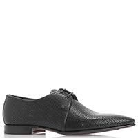 Черные туфли FABI с закругленным носком, фото