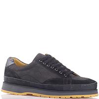Спортивные туфли Gianfranco Butteri на желтой подошве, фото