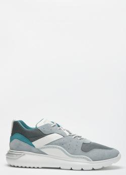 Мужские кроссовки Hogan Interactive³ серого цвета, фото