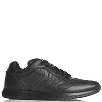 Мужские кроссовки Voile Blanche черного цвета, фото