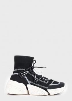 Кроссовки Kenzo на толстой подошве, фото
