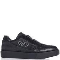 Ботинки Giampiero Nicola с вышитым логотипом, фото