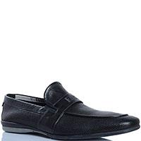 Перфорированные туфли FABI из черной кожи, фото