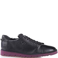 Спортивные туфли Gianfranco Butteri на фиолетовой подошве, фото