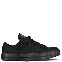 Мужские черные кеды Converse, фото