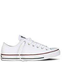 Текстильные кеды Converse белого цвета, фото