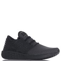 Беговые кроссовки New Balance Fresh Foam Cruz V2 черного цвета, фото