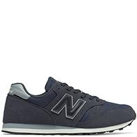 Кроссовки New Balance 373 темно-синего цвета, фото