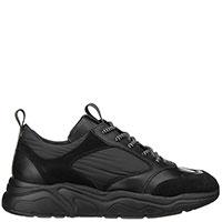 Мужские кроссовки Stokton черного цвета, фото