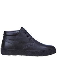 Ботинки Brecos из мягкой зернистой кожи, фото