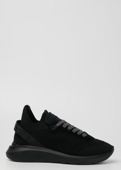 Текстильные мужские кроссовки Dsquared2 Speedster, фото