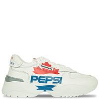 Мужские кроссовки Dsquared2 белого цвета, фото