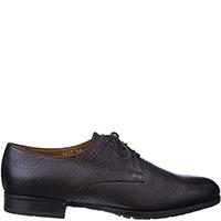 Утепленные туфли Doucal's коричневого цвета, фото