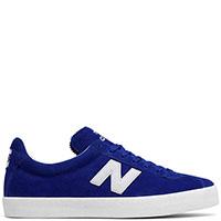 Кроссовки New Balance Pus Lifestyle синие с белым, фото