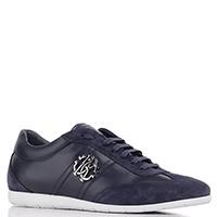 Спортивные туфли Roberto Cavalli синего цвета, фото